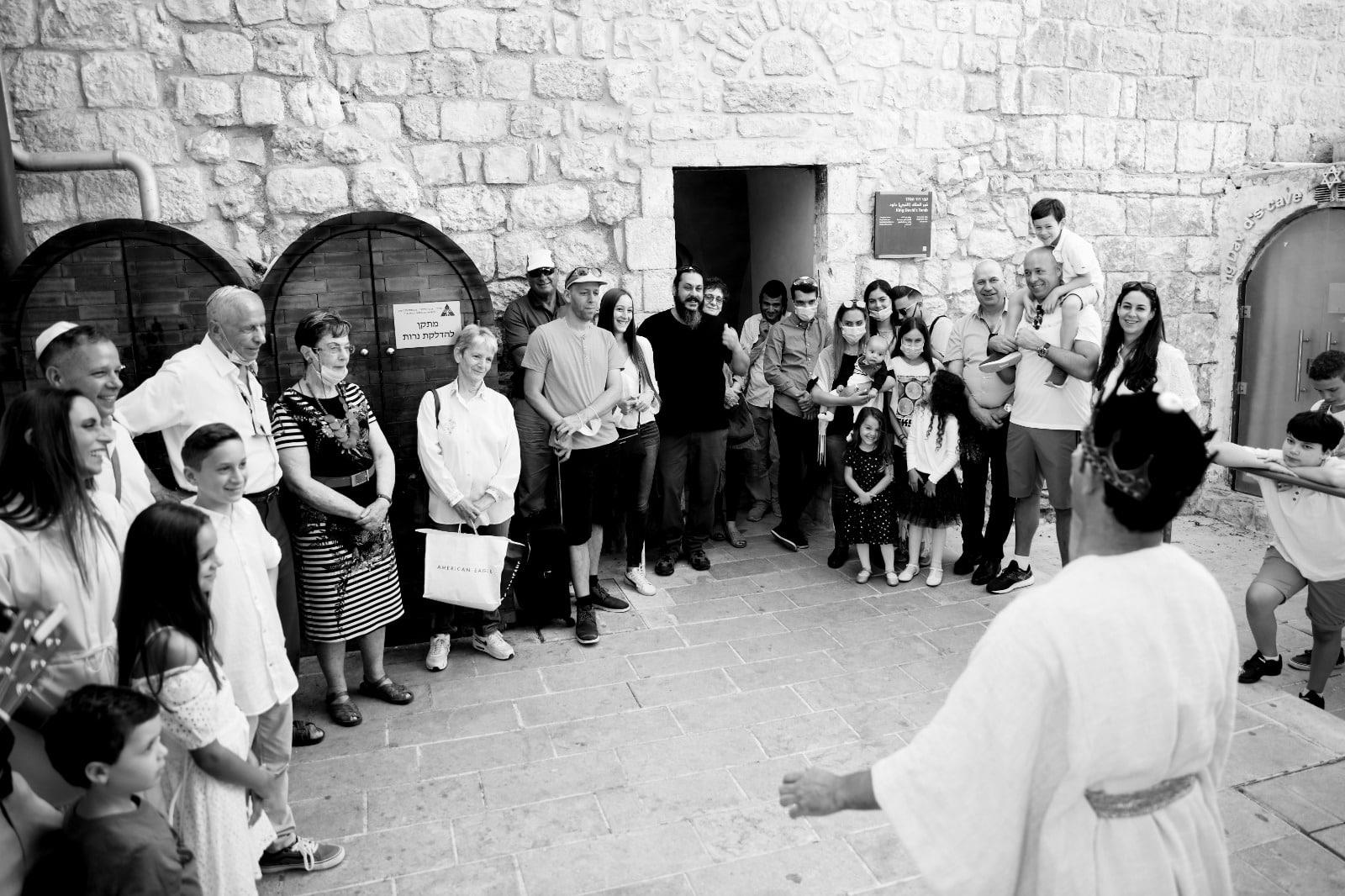 בר מצווה דוד המלך