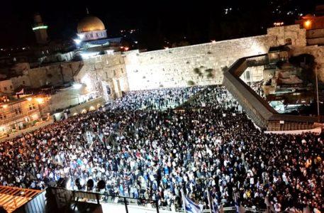 סיור לילי בירושלים